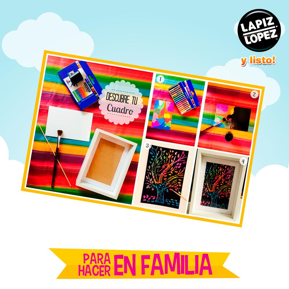Arma cuadros para decorar tu hogar y llenarlo de color ¡Anímate ...