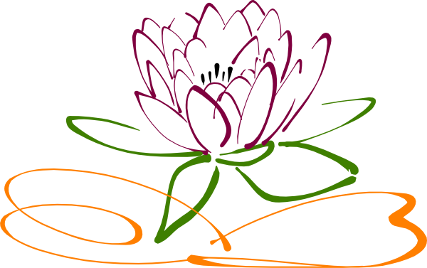 Clip Art Lotus Flower Clip Art 1000 images about lotus flowers on pinterest calligraphy tattoo for women and design
