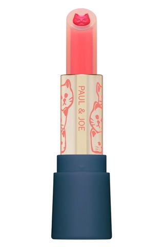 32 Prettiest Beauty Products: Paul & Joe Beaute Cat Lipstick.