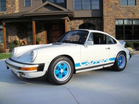 1983 Porsche 911 SC RS