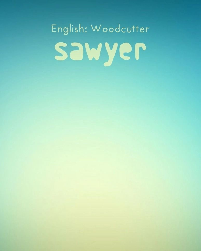 Sawyer Click this pic for more information and cultural ...