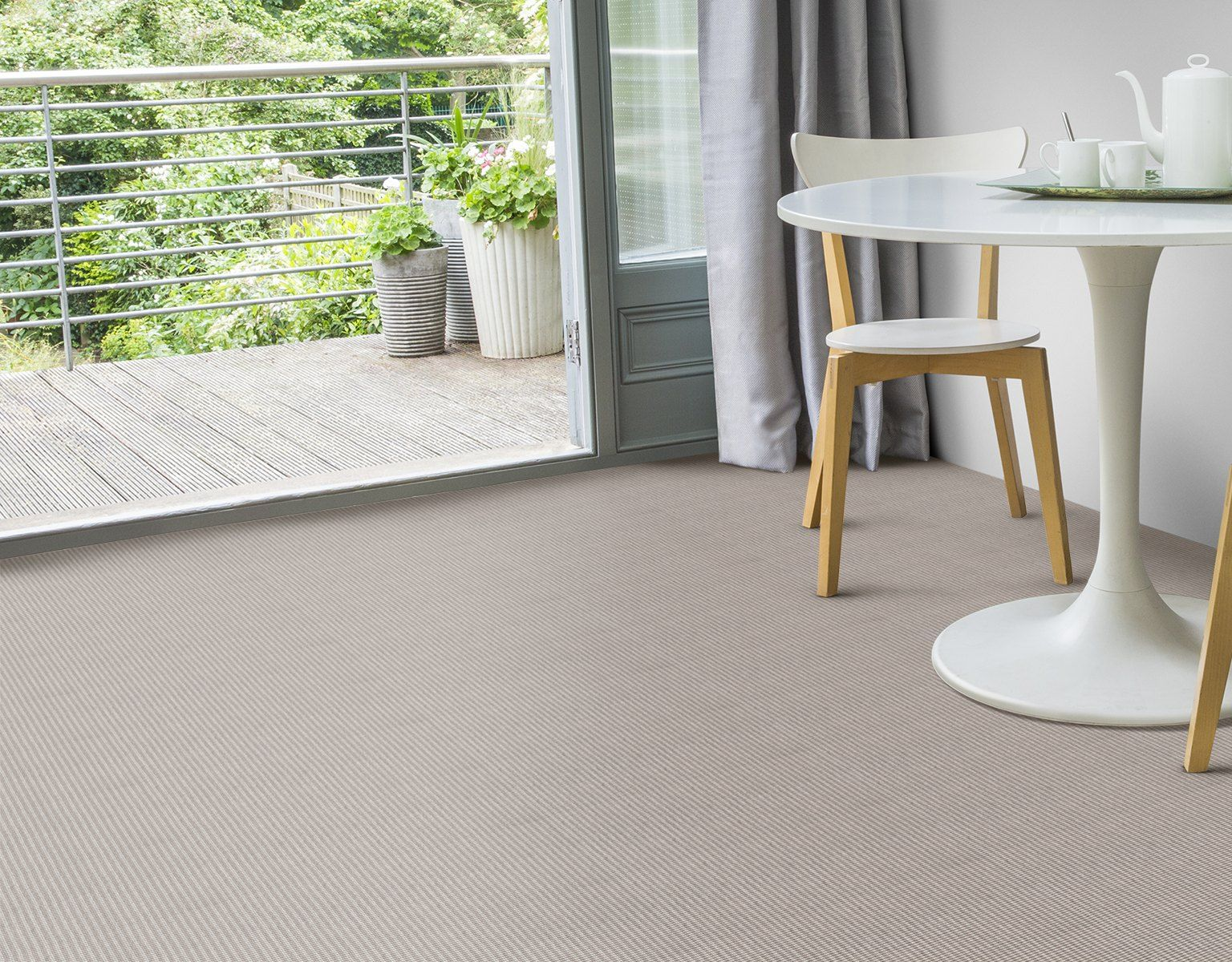 Wool Iconic Stripe Morrison Carpet Alternative flooring