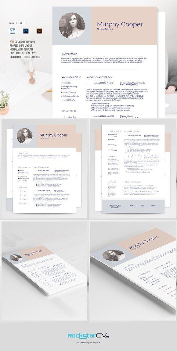 Free Cover Letter For Resume Alluring Resume Template  Free Cover Letter Creativework247  Resume .