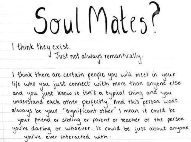 Quotes On Soulmates Best Friends