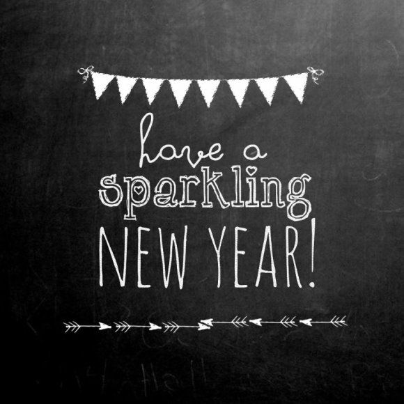 Happy new year! ♥ | Quotes...... | Pinterest | Silvester, Neue jahr ...
