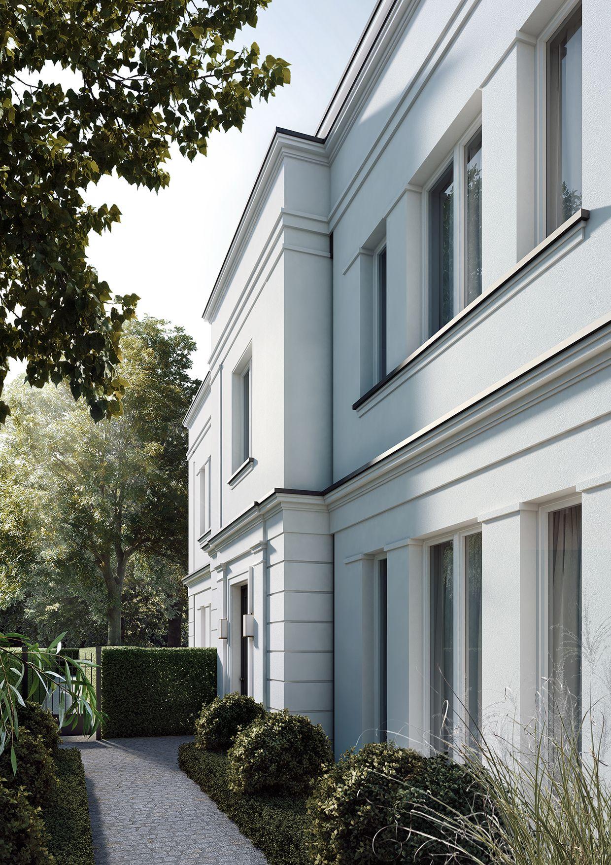 Wohnhaus mit 4 Wohneinheiten, Berlin Grunewald Classic