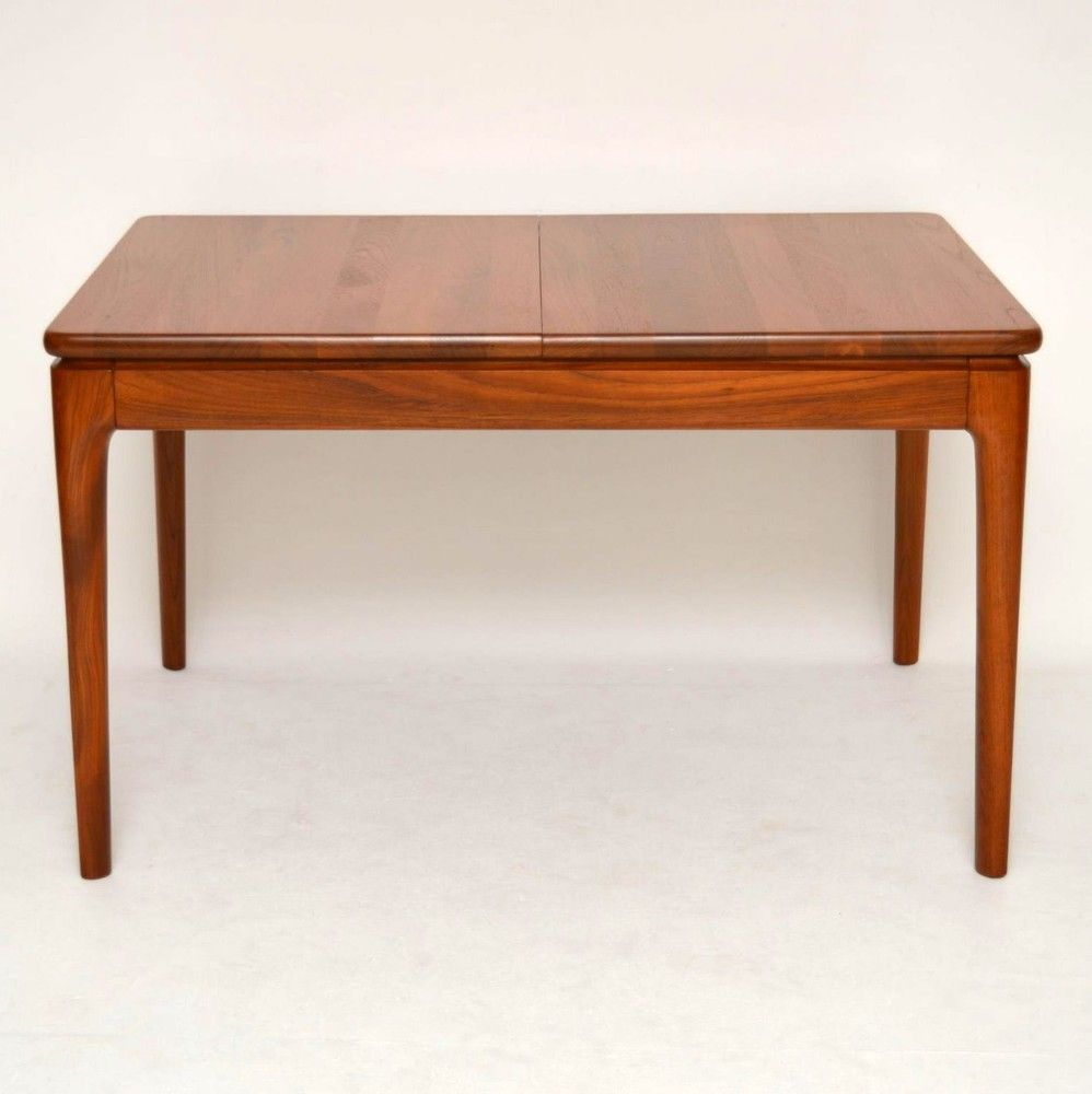 Danish Retro Dining Table Teak For Sale London Retro Dining Table Teak Dining Table Dining