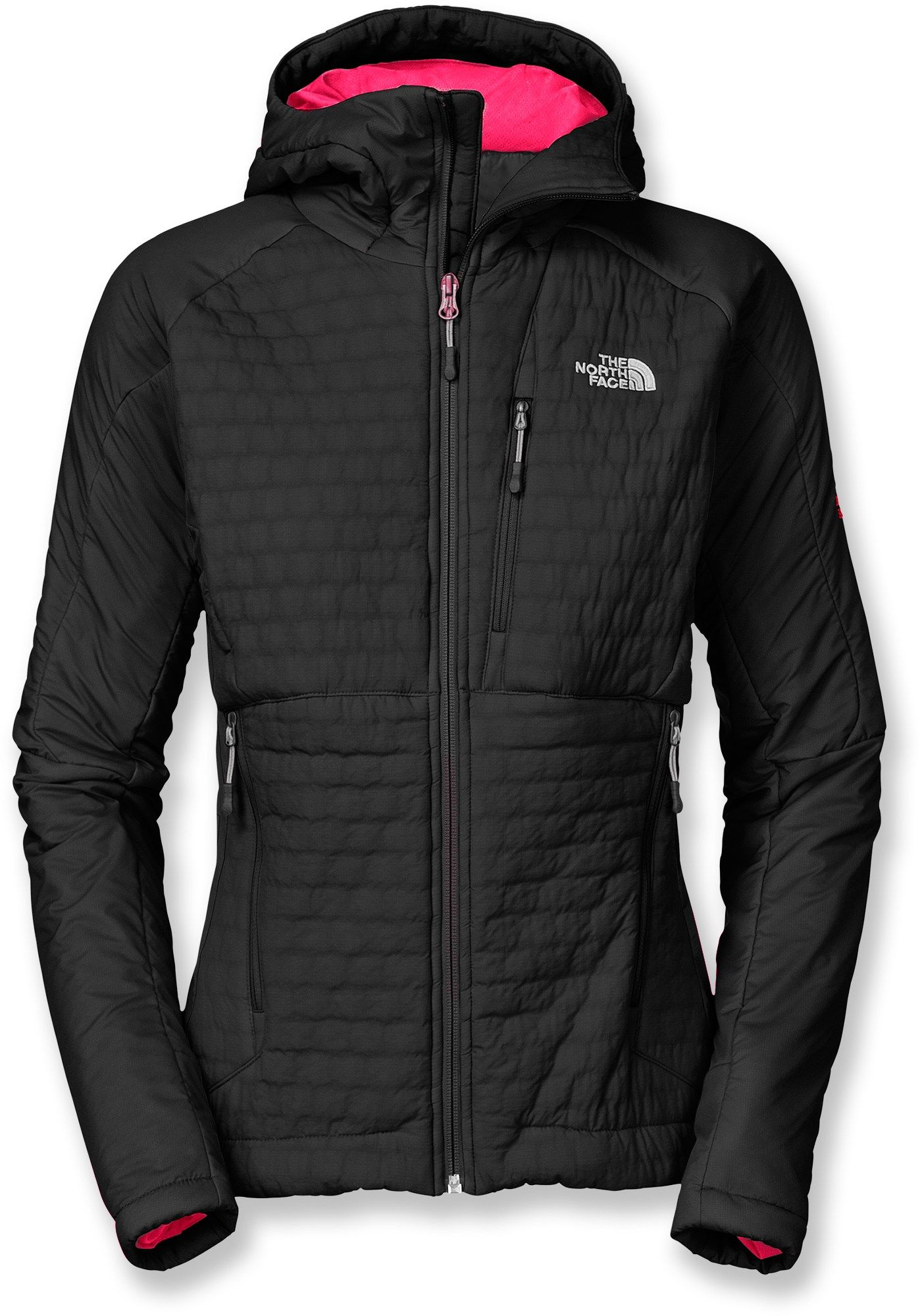The North Face Polar Hooded Jacket Women S Jackets For Women North Face Jacket Hooded Jacket [ 2000 x 1398 Pixel ]