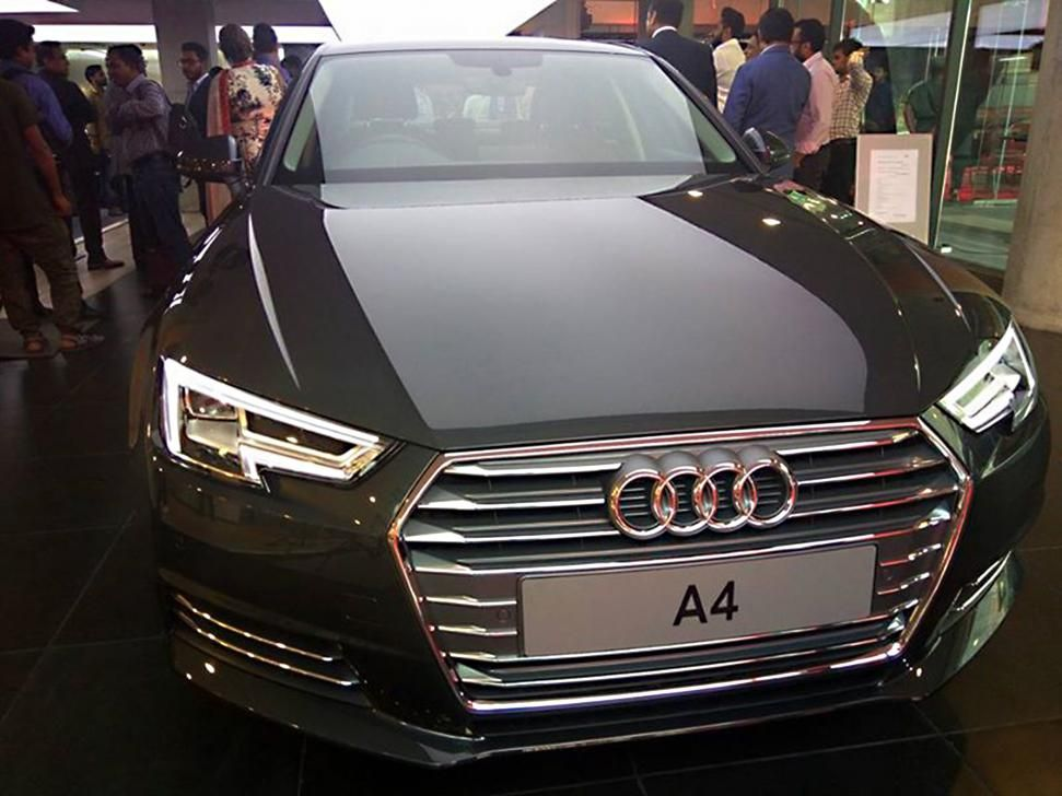 Audi Launched Officially In Bangladesh