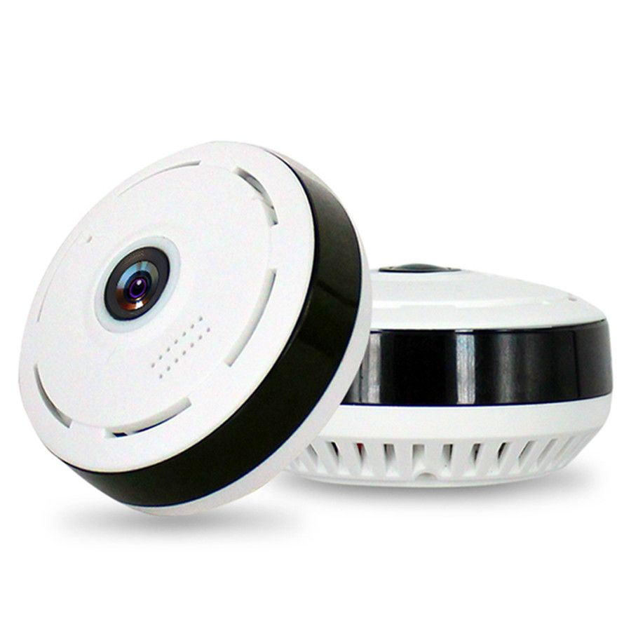 Camera 360 Degrés >> Bmsoar Wifi Camera 360 Degree View 960p 1 3mp Fisheye