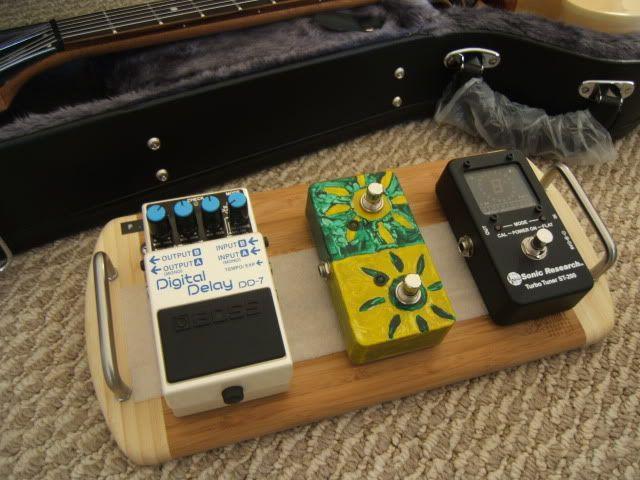 custom small pedalboard band stuff in 2019 pedalboard guitar guitar pedals. Black Bedroom Furniture Sets. Home Design Ideas