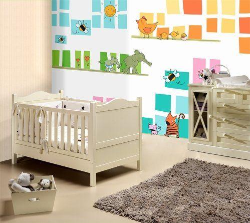 Xuxulastrum decoraci n para la habitaci n del beb for Decoracion habitacion bebe