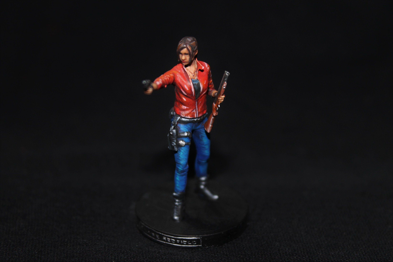 Gastly figurine 35mm