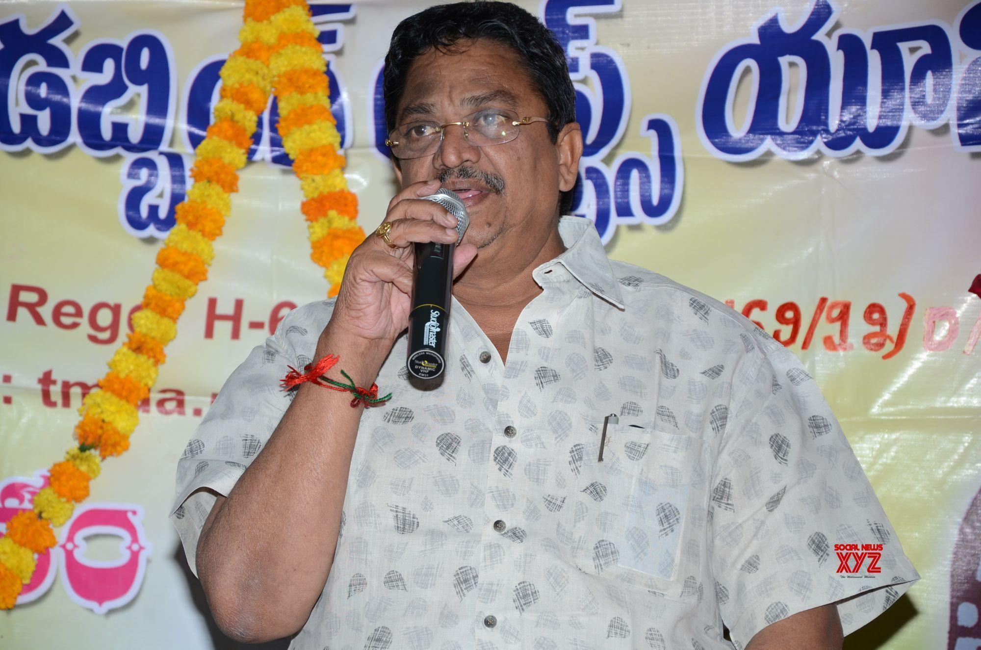 TMDAU: Telugu Movie Dubbing Artists Union Calendar Launch Gallery