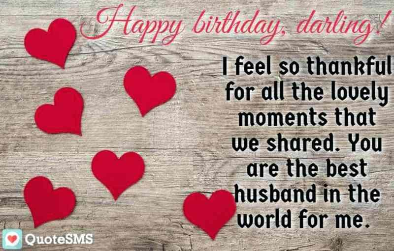 Charming Birthday Quotes For Husband Photographs Newly Birthday