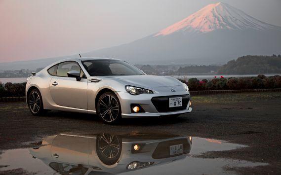 Subaru brz with mount fuji in background subaru brz pinterest subaru brz with mount fuji in background voltagebd Choice Image