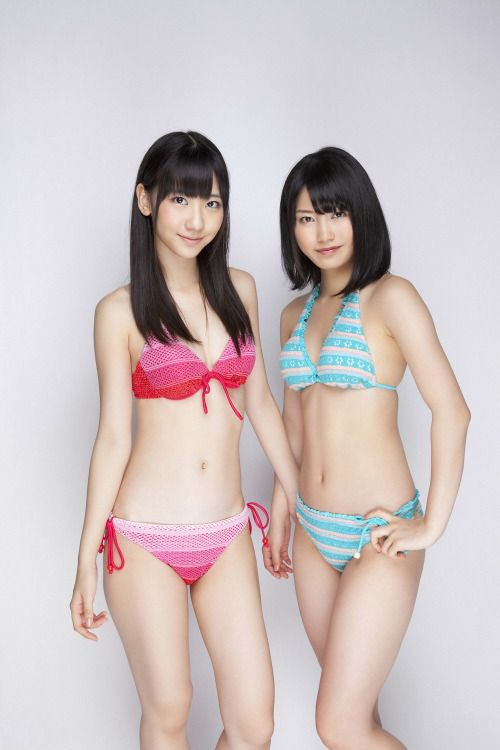 Yukirin & Yuihan #AKB48 #NGT48