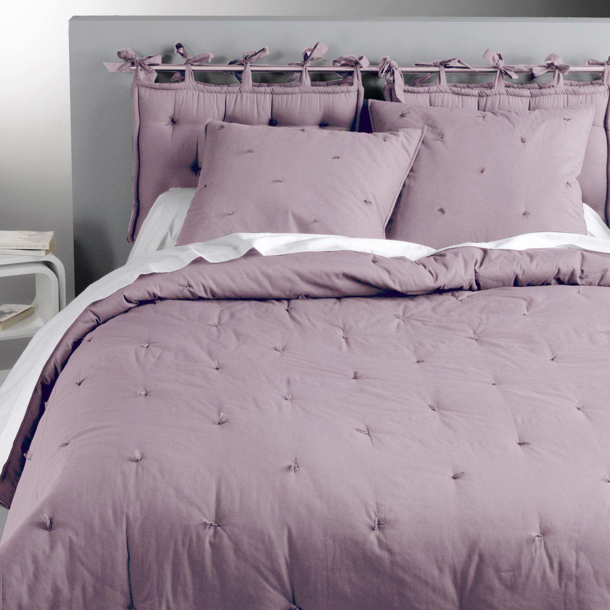 la redoute couvre lit Couvre lit piqué en voile de coton, Autre | Bedroom | Pinterest  la redoute couvre lit