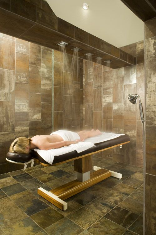Massage asian spa nc table shower