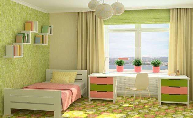 Ideas para un cuarto de niñas