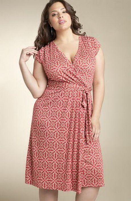 Modelos de vestidos para senoras gorditas