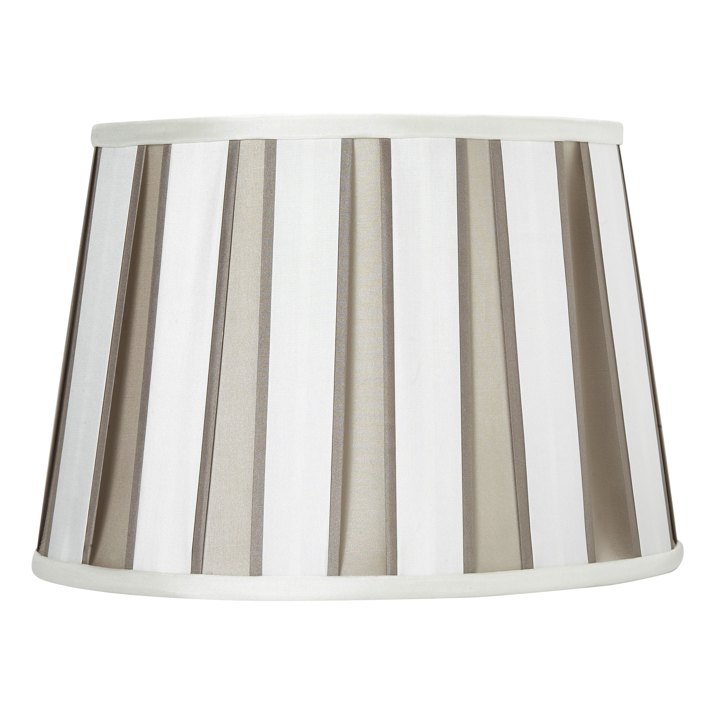 12 oval natural vertical striped lamp shade laura ashley lighting 12 oval natural vertical striped lamp shade laura ashley aloadofball Images
