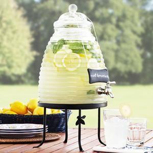 Beehive Beverage Jar $39.00 at Sur La Table