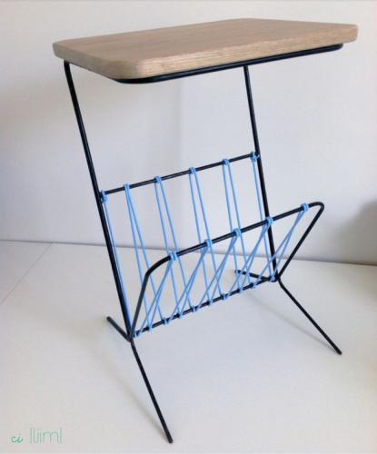 Coup De Cœur Du Jour Une Chaise Vintage Scandinave Chez - Porte journaux