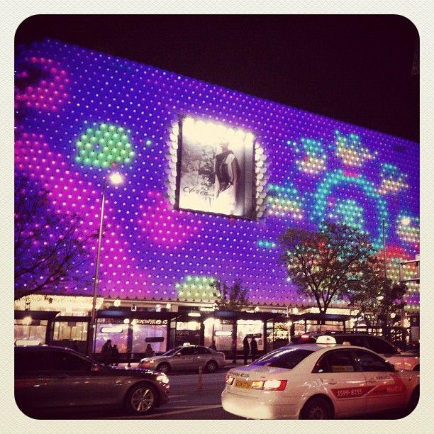 갤러리아명품관 (The Galleria) : 서울특별시