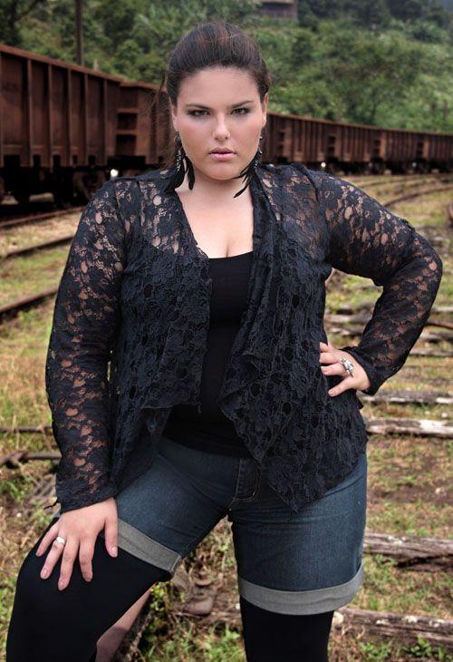 The Fat Kid Diaries Fat Girl Fashion F A T F A B U L O U S Pinterest Girls A Tank