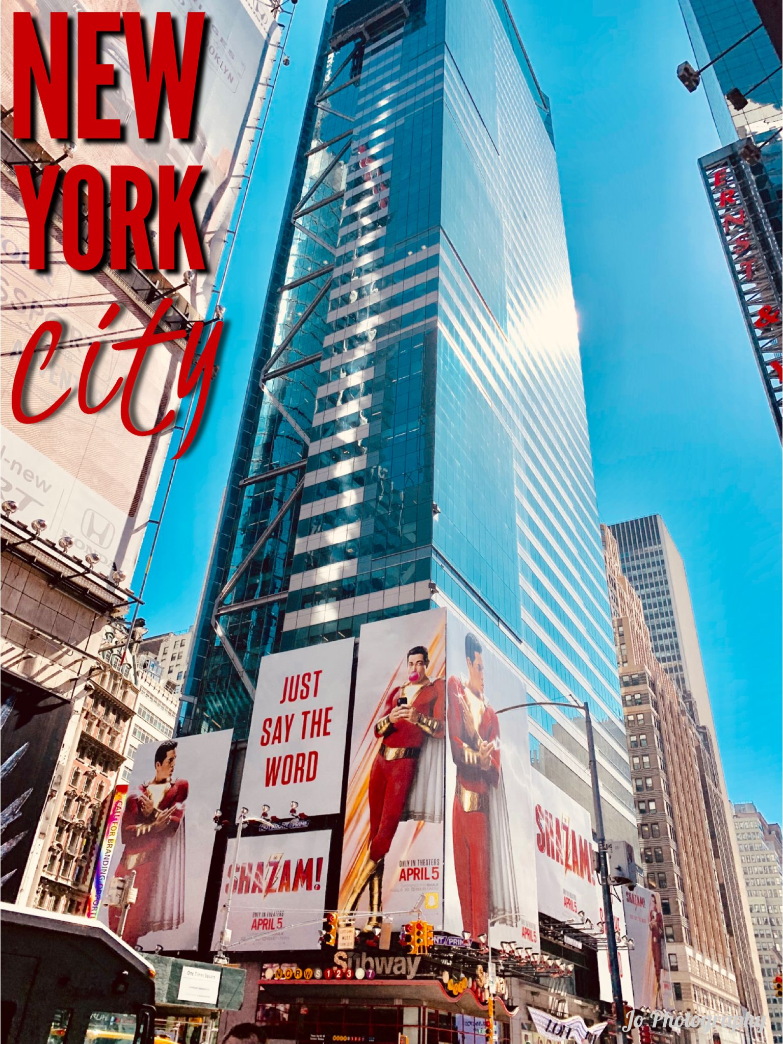 New York City Nyc New York City New York City