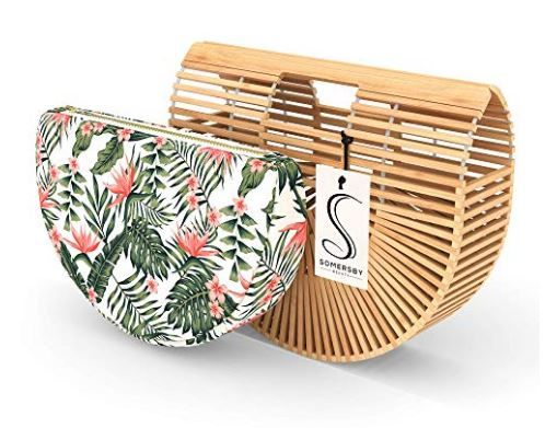 The Cult Gaia Bamboo Arc Bag vs A Similar, More Affordable Bamboo Arc Bag