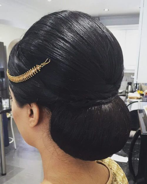 Wedding Juda Hairstyle Step By Step: 12 Stunning Hair Buns And Judas To Wear With Sarees