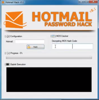 how to hack hotmail password without software
