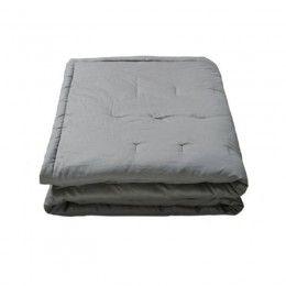 By Nord Copenhagen Grey Quilt / Bedspread