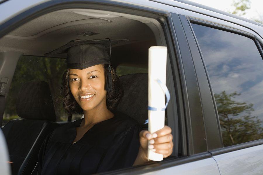 Great job grads! Make us proud! Graduate program