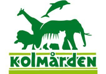 Kolmarden Zoo Logo Design Graphics Zoo Logo Zoo Project Pet Resort