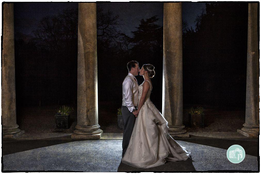 Romance and drama. #wedding #photography