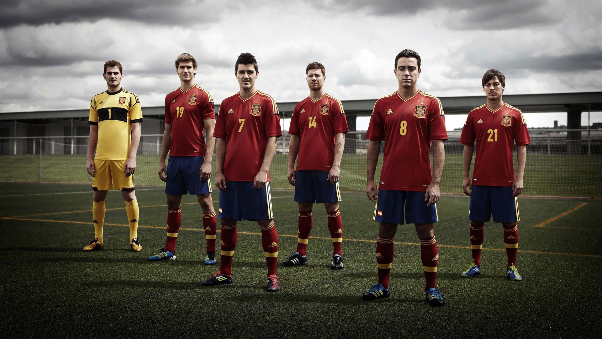 Spain Football Team Hd Wallpapers Spain National Football Team Spain Football National Football Teams