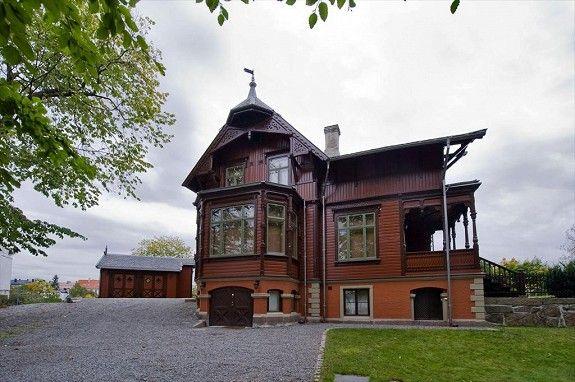 Kruses Gate 9 Oslo Norway