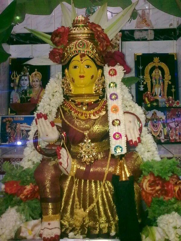 Lakshmi alankara House Decorations Traditional Art Living