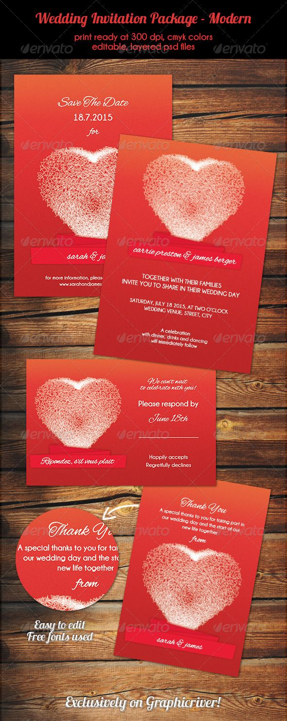 Awesome Wedding Invitations Mountain Theme Photos - Invitations and ...