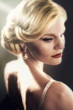 Image result for old hollywood updo | Hair | Pinterest | Updo ...