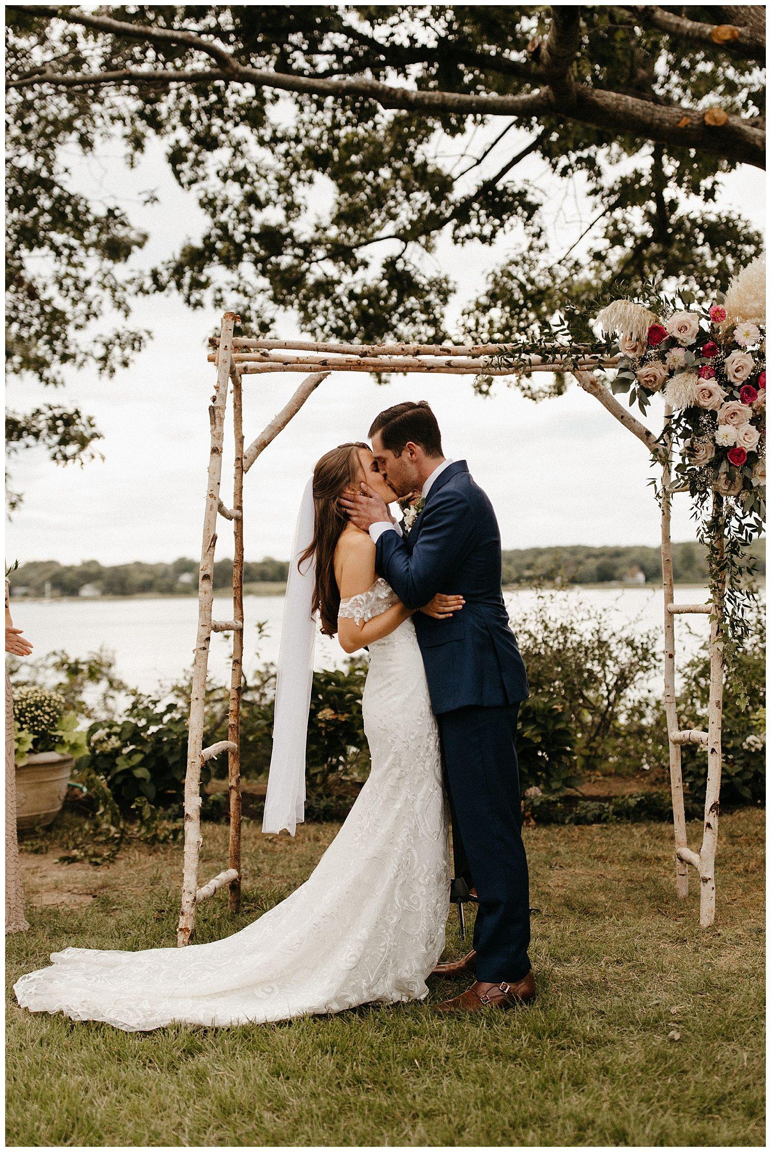 Shelter Island New York Wedding