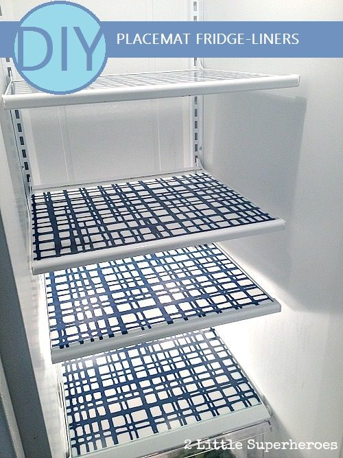 Keep your fridge clean with inexpensive, easily removable, and even ...