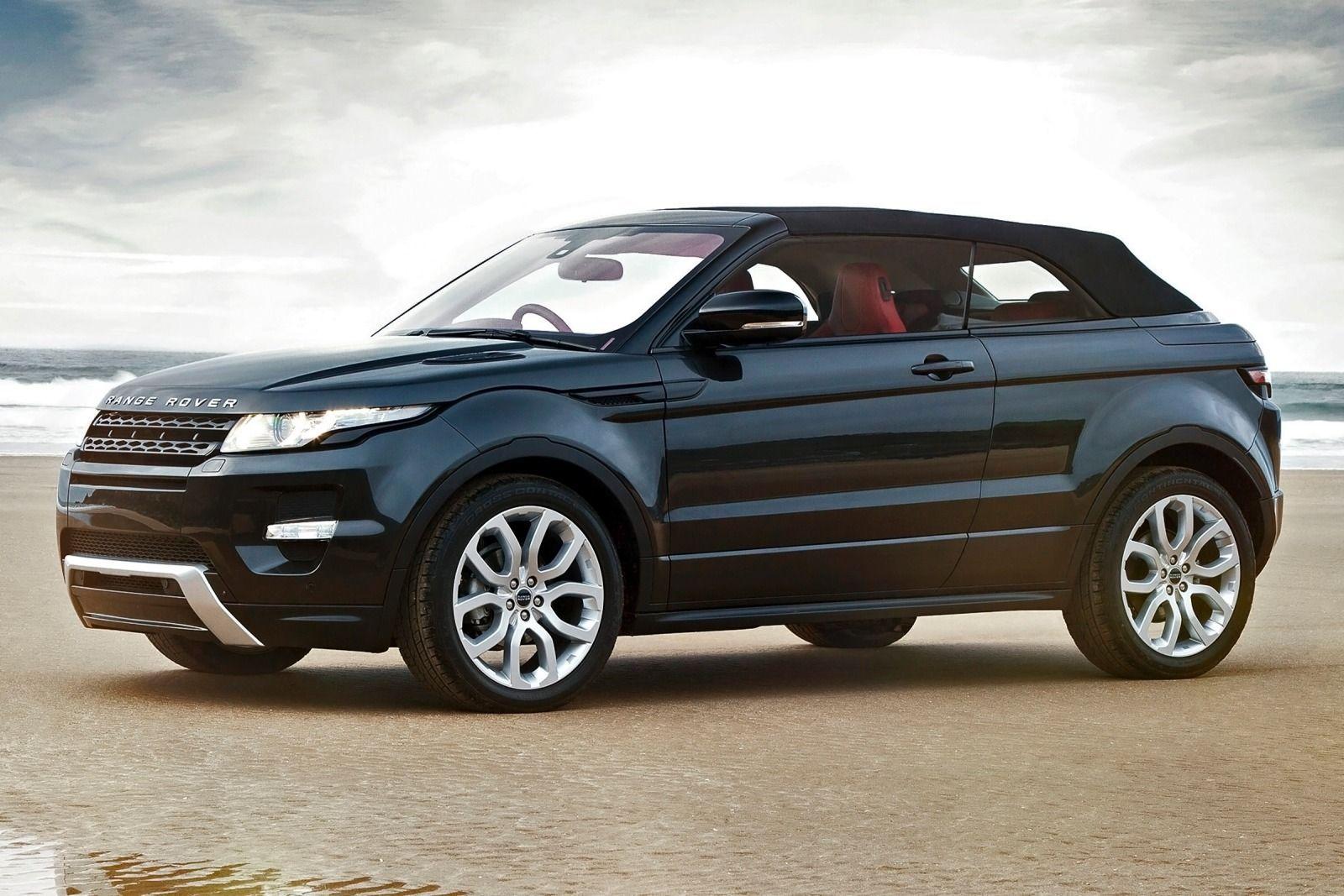 Land Rover Range Rover Evoque Convertible Range Rover Convertible Range Rover Evoque Convertible Land Rover Models