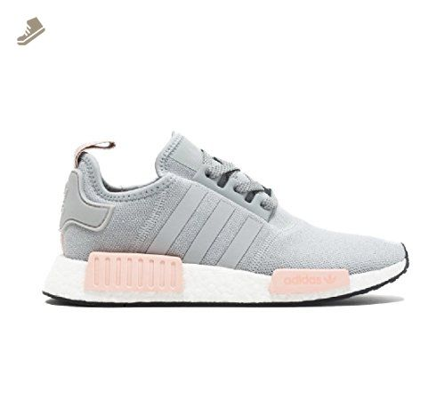 Adidas NMD R1 Womens Offspring By3058 Clear Onix Light Pink US Women Size  6.5 - Adidas