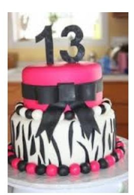 This is what my cake is going to look like!