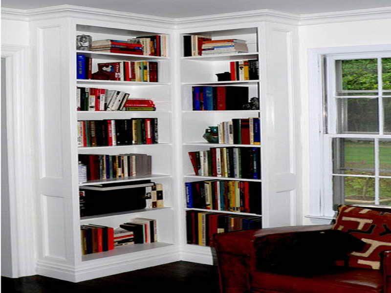 Picture Frame Shelves Modern