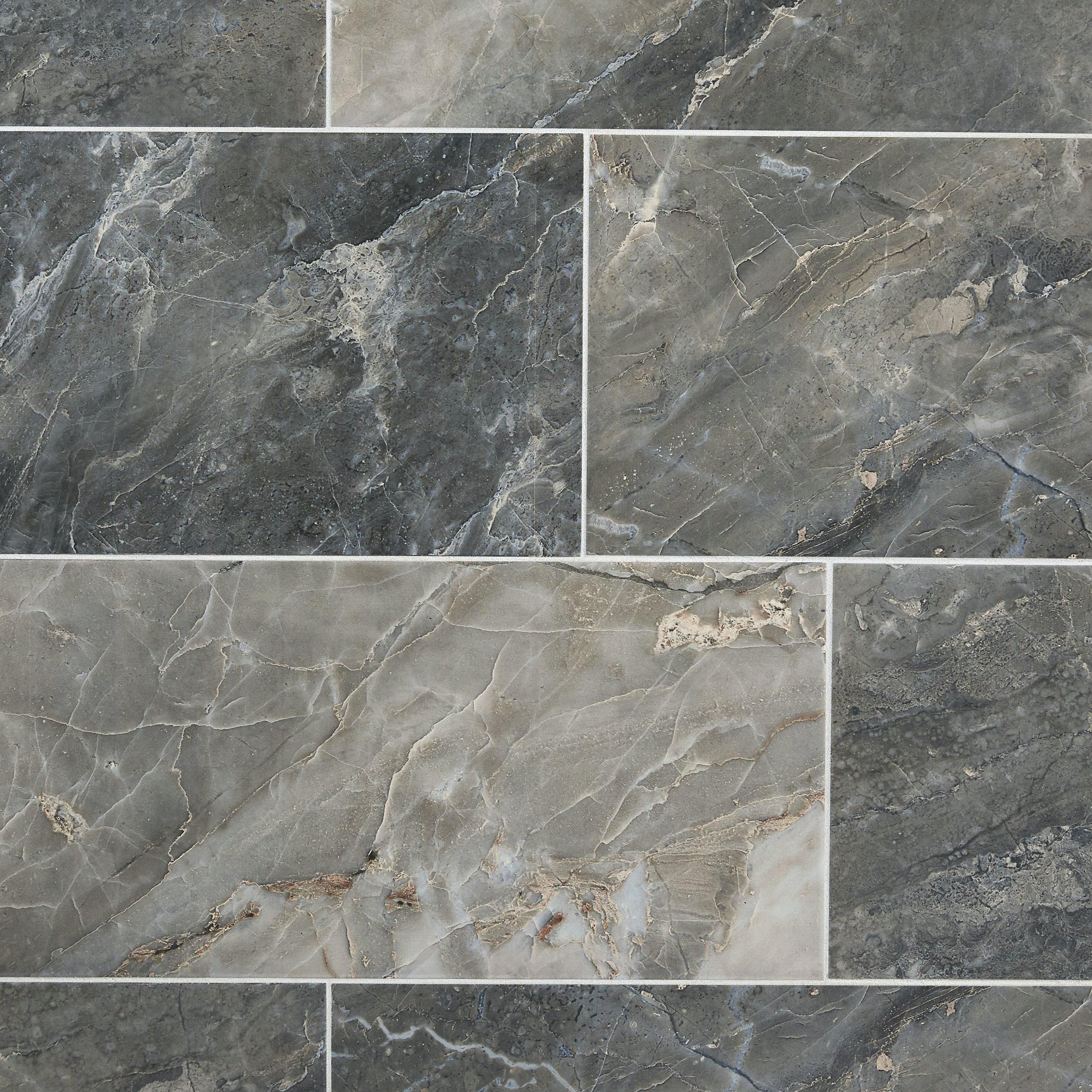 Prisma Black Ceramic Tile Floor Decor In 2020 Black Ceramic Tiles Grey Ceramic Tile Gray Porcelain Tile